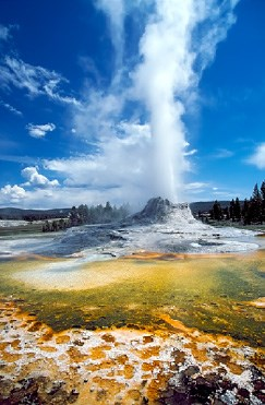 Geyser in the Sky